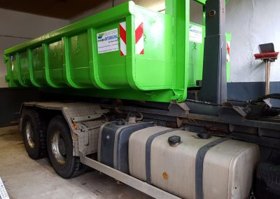 Container-8m³